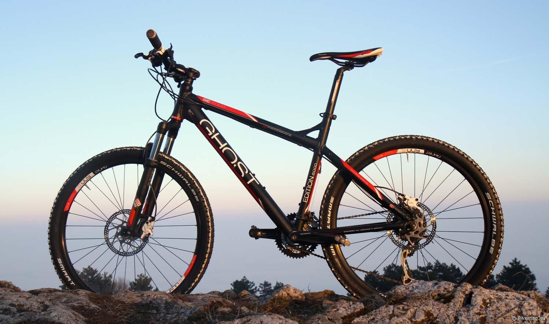 Ghost SE 5000 Black 2011 kerékpár teszt