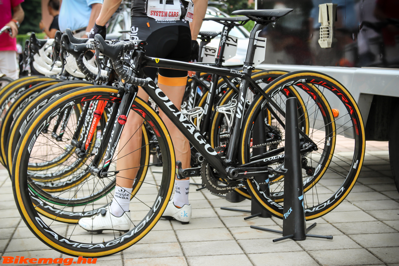Colnago VR1 - Elisa Longo Borghini kerékpárja