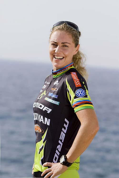 Gunn-Rita Dahle Flesjå – csapatfotózás, Mallorca, 2010