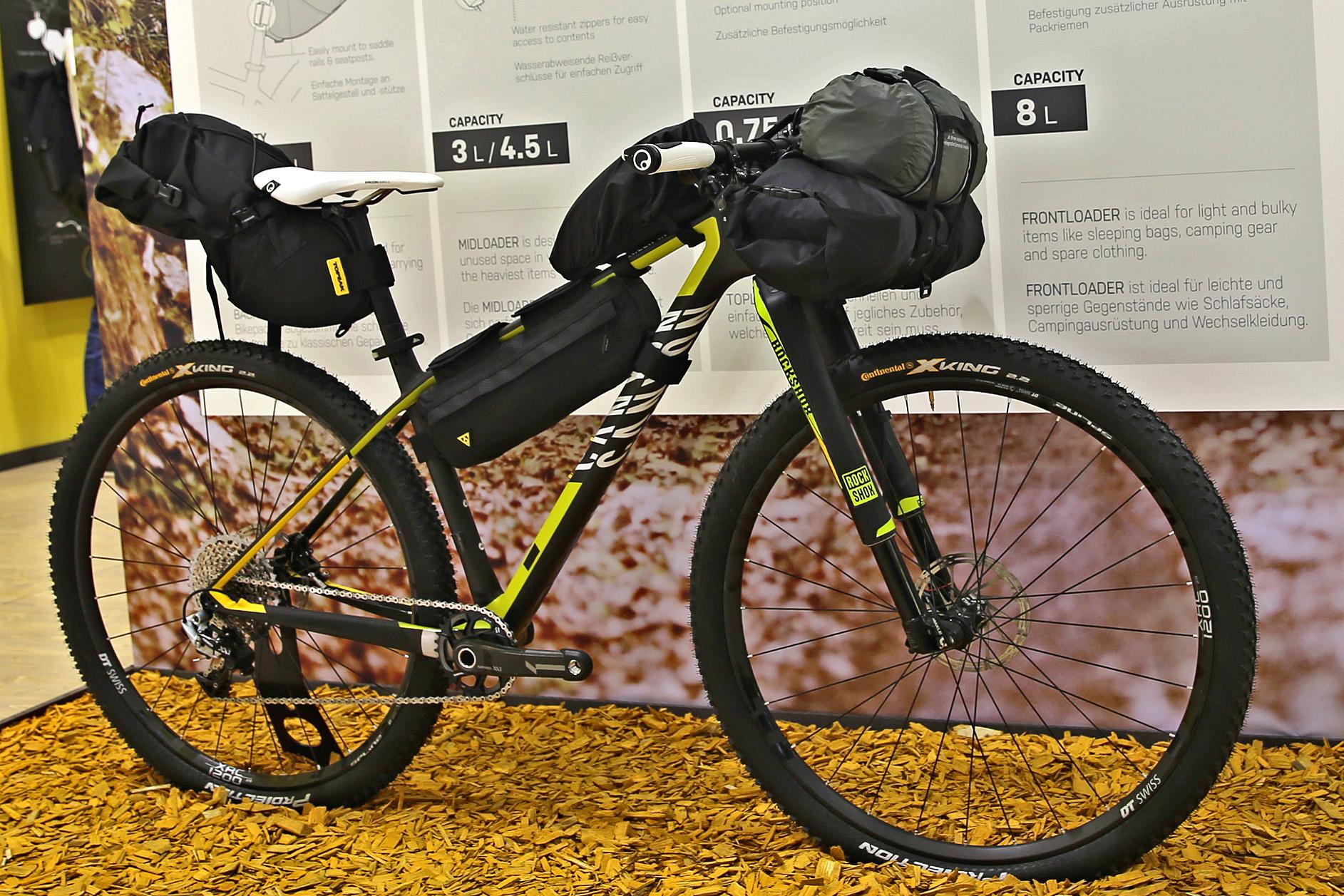 A legújabb trend a BikePacking, vagyis a kalandtúra!