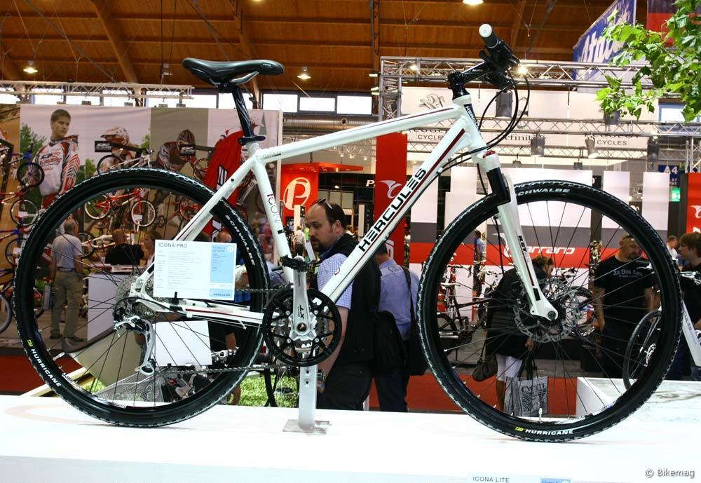 Eurobike 2010: Hercules