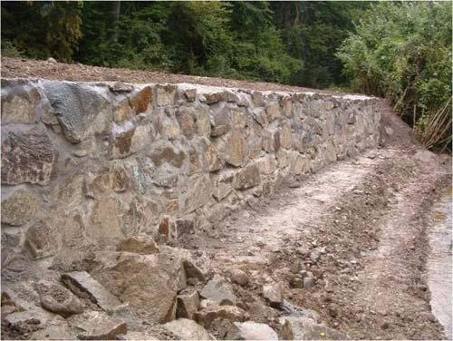 Tervezett ütemben halad a Hoffmann-kunyhói út helyreállítása