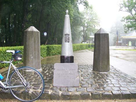 Drielandenpunt - Hollandia csúcsa