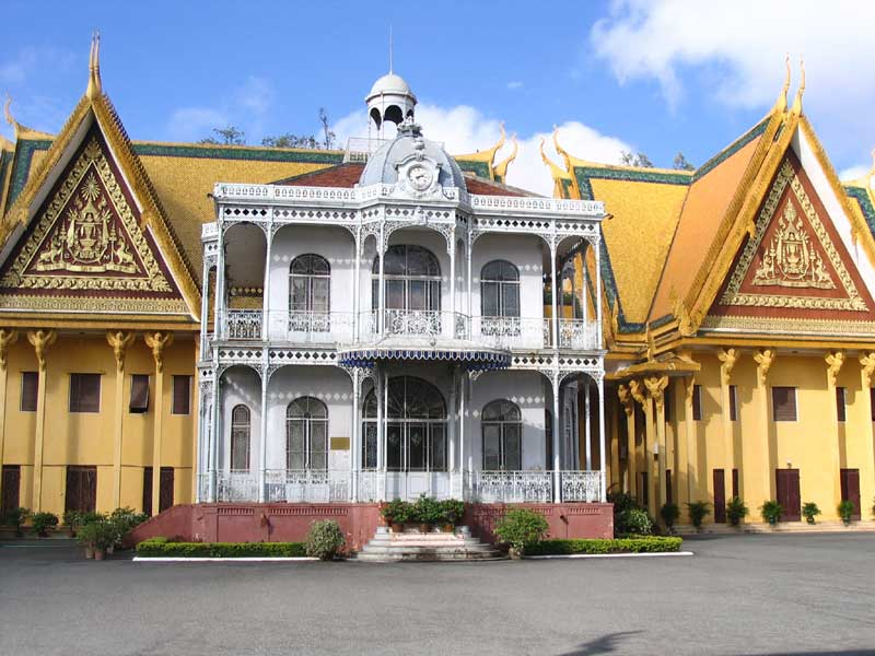 Az európai és ázsiai építészeti stílusok érdekes szintézise