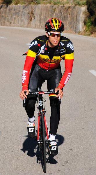 Jens Debusschere, belga bajnok