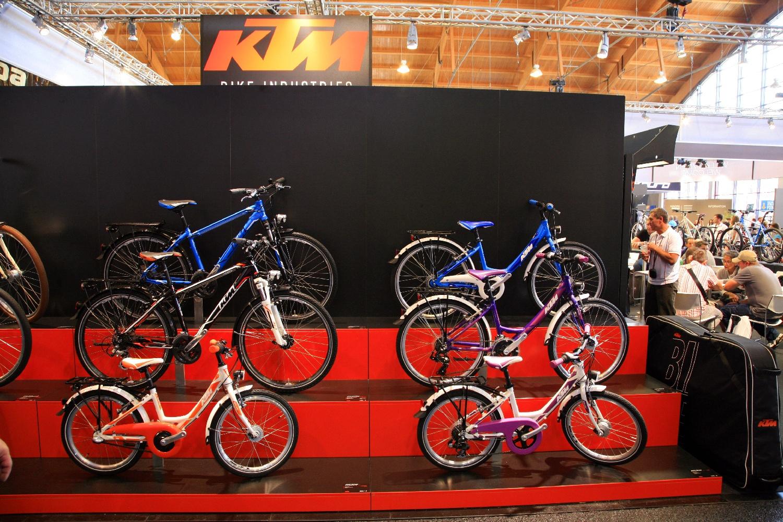KTM gyermekkerékpárok