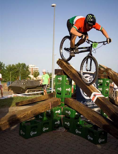 K&H olimpiai kerékpáros nap