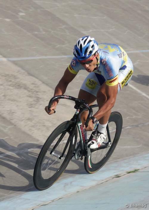 A bringa két hét múlva a pálya ob-n debütál először versenyen, majd a következő cél a szeptemberi Junior pálya Eb