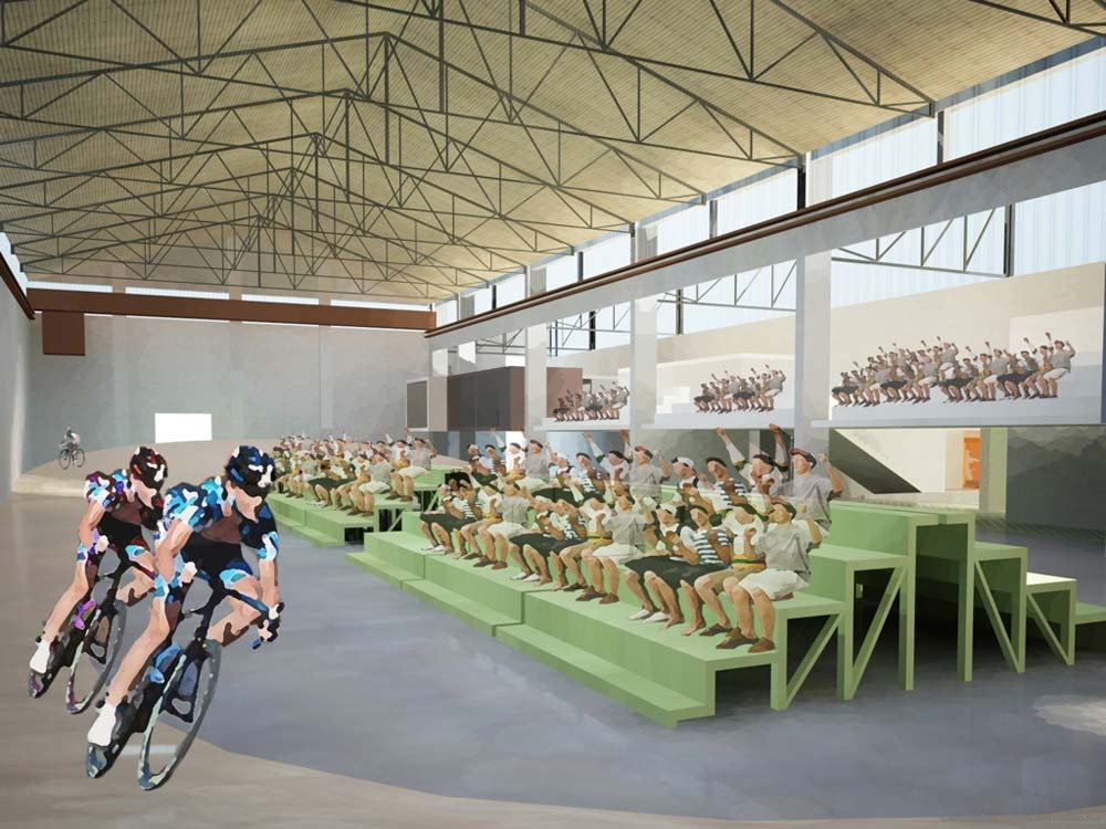 Csepelen lesz Európa legnagyobb kerékpárplázája
