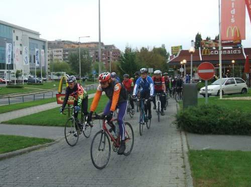 Keviczky József Kerékpáros Teljesítménytúra