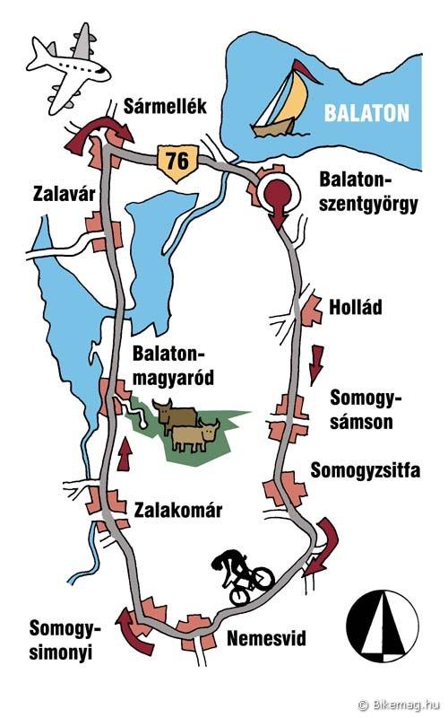 Balaton kicsiben és nagyban: a magyar tenger délkeletről
