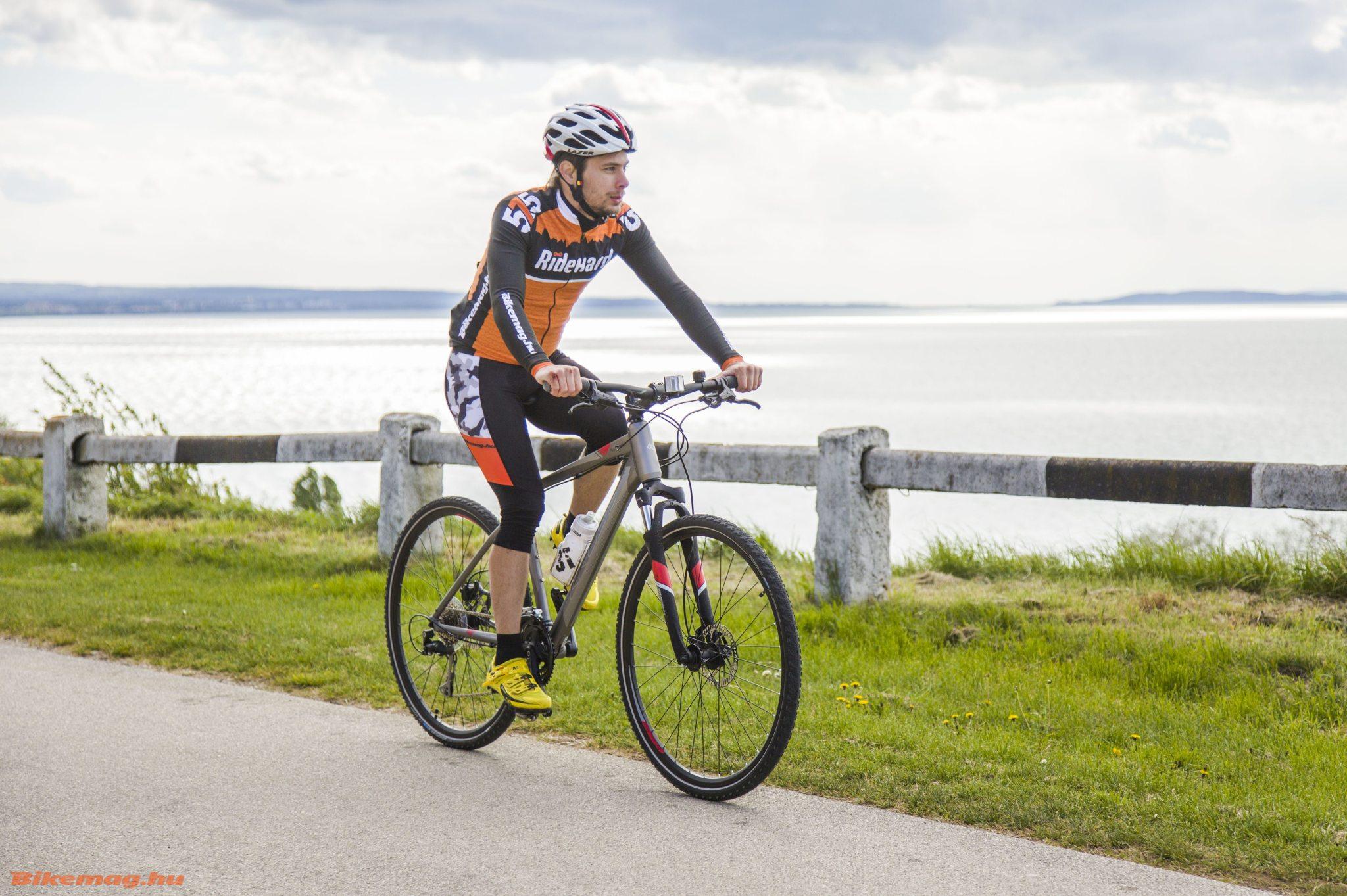 Kross Evado 4.0 - kifejezetten sokoldalúan használható kerékpár