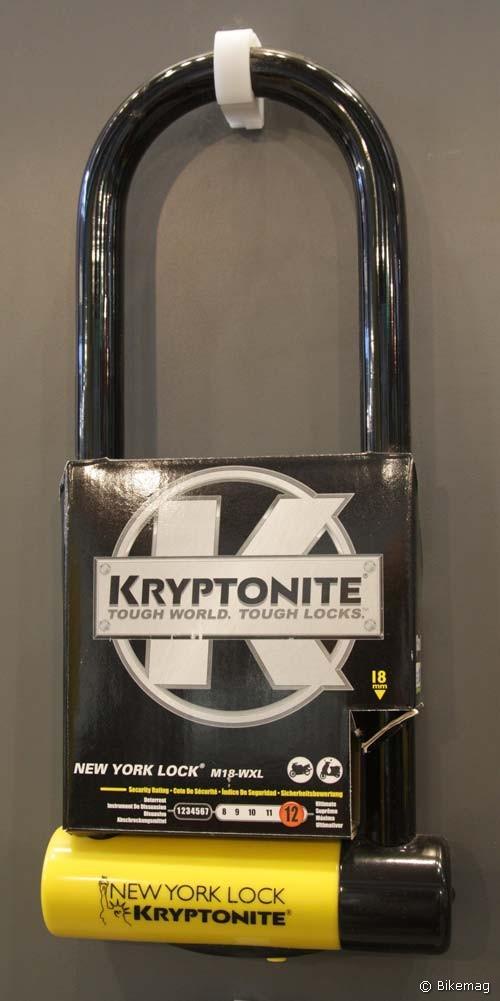 Eurobike 2010 - Kryptonite