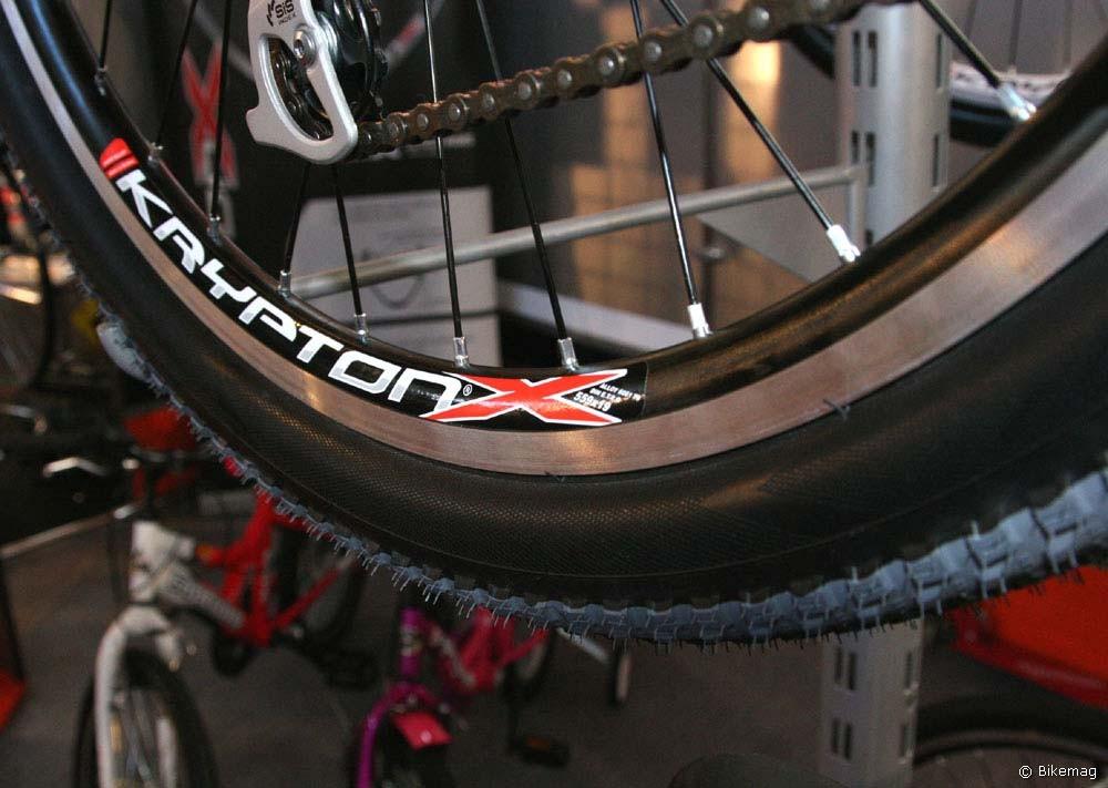 Eurobike 2010: KryptonX