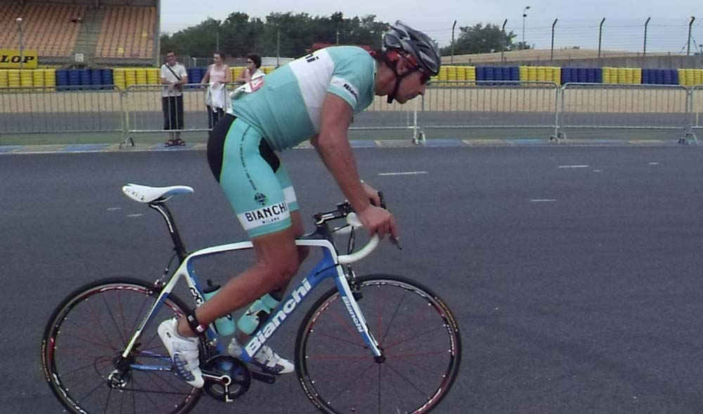 Káldy Attila 51 évesen végül 728,19 kilométert teljesített 24 óra 06 perc 18 másodperc alatt