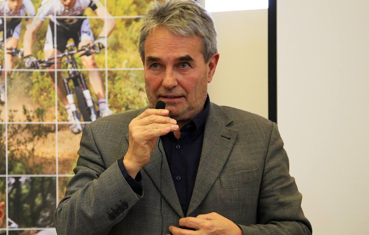 Katona Kálmán, az MKSz elnöke