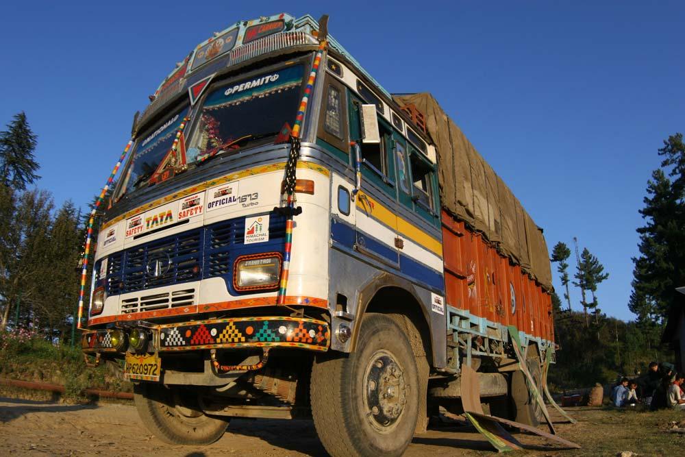 MTB Himachal, India