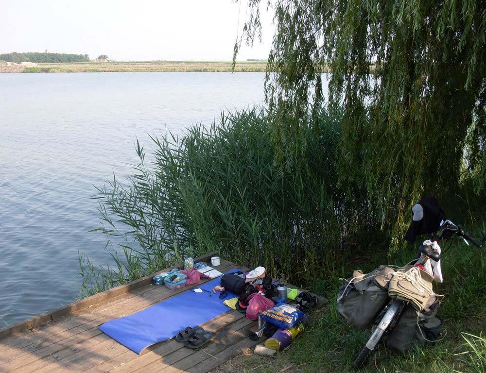 A Munkácsy-tó