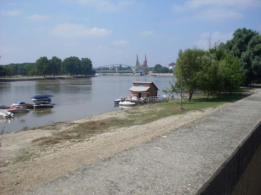 Szegedi látkép