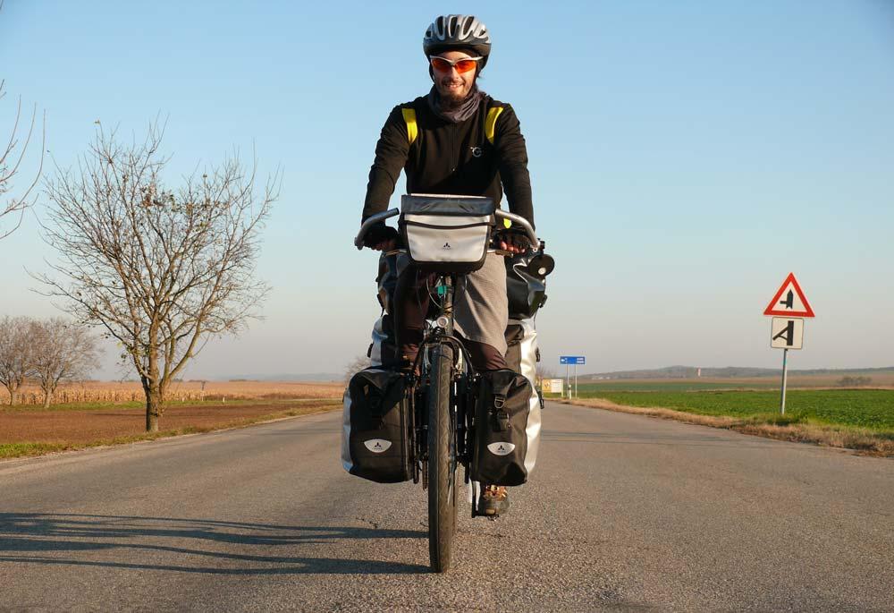 Három hónap, hatezer kilométer: Majer István Emléktúrára indul Kovács Tamás