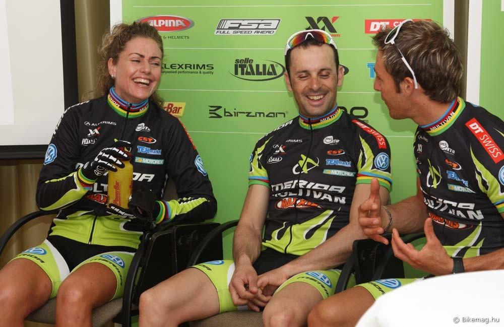 Merida, Mallorca 2011: Gunn-Rita, Hermida és Näf személye garanciát jelent a jó hangulatra