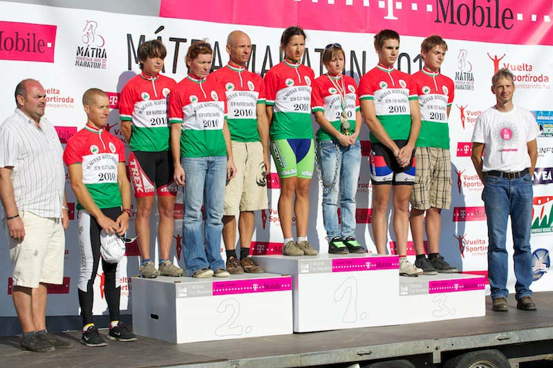 2010 maraton bajnokai