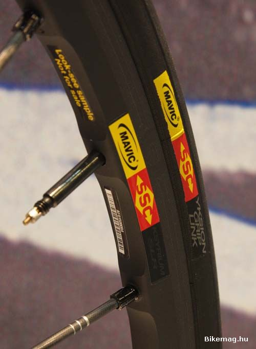 Eurobike 2010 - Mavic