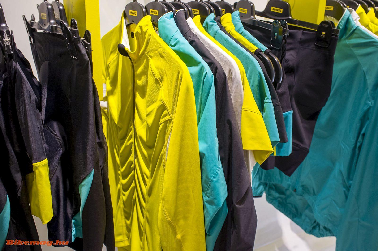 Mavic színek 2016-ra