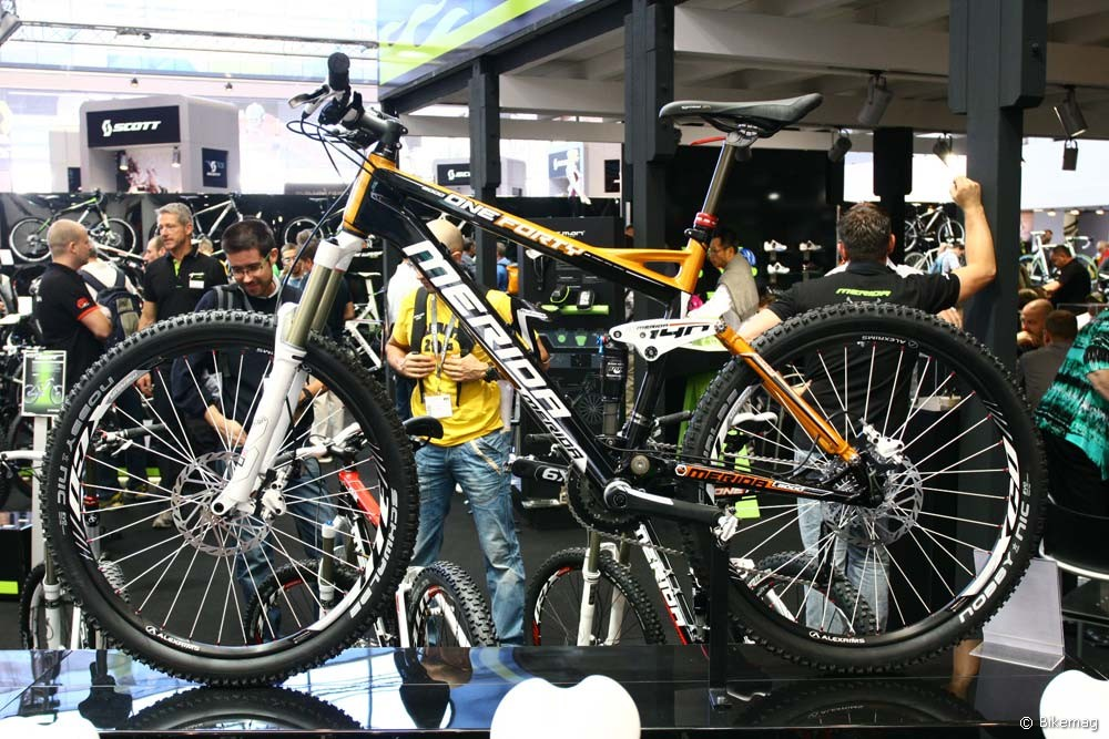 Eurobike 2010 - Merida