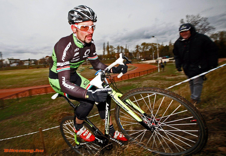 Szilárd cyclocrossban is szerzett bajnoki címet