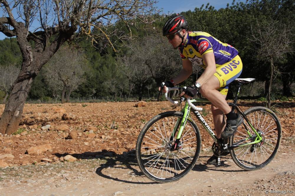 Cyclo Cross Carbon Team Disc 2012