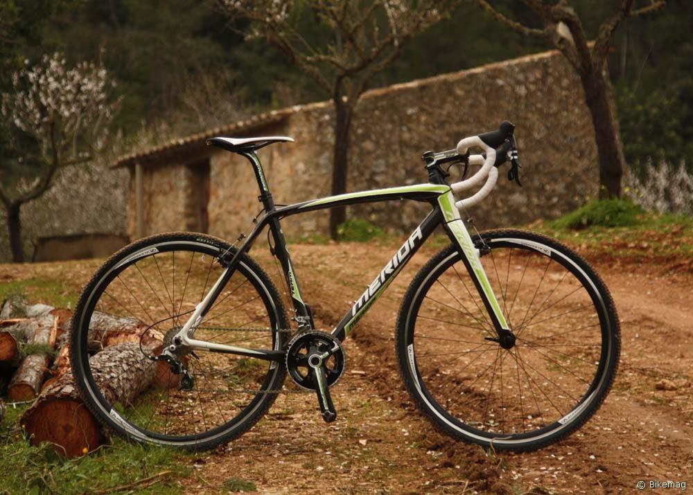 Merida Cyclo Cross Carbon Team
