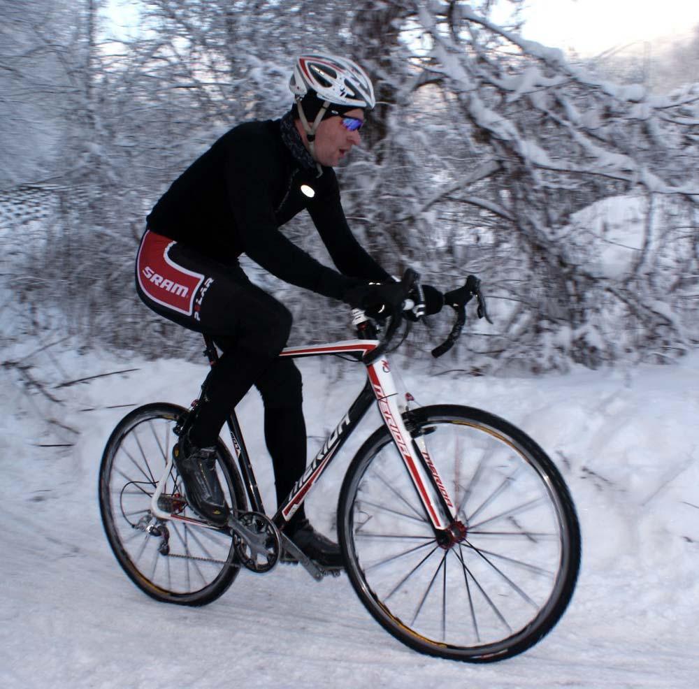 Pro's Bike: Zerge és a Merida Cyclo Cross CF 907 Carbon (Fotó: Fenyvesi Photo)