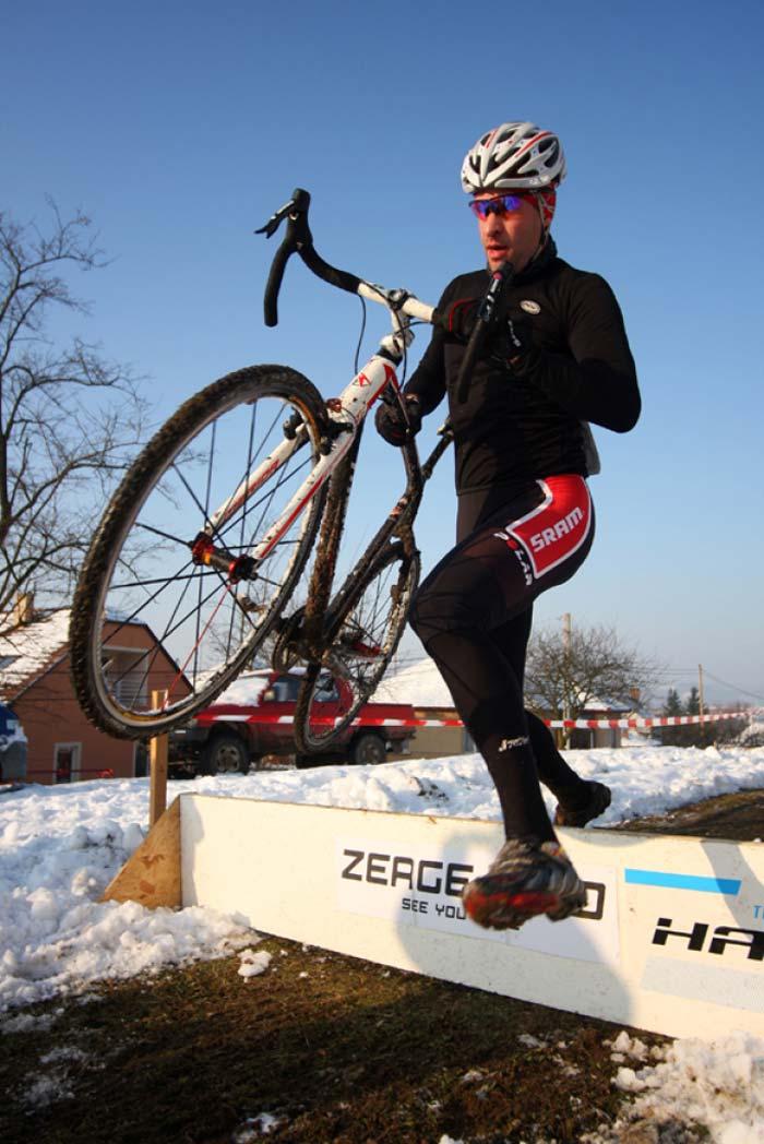 Pro's Bike: Zerge és a Merida Cyclo Cross CF 907 Carbon