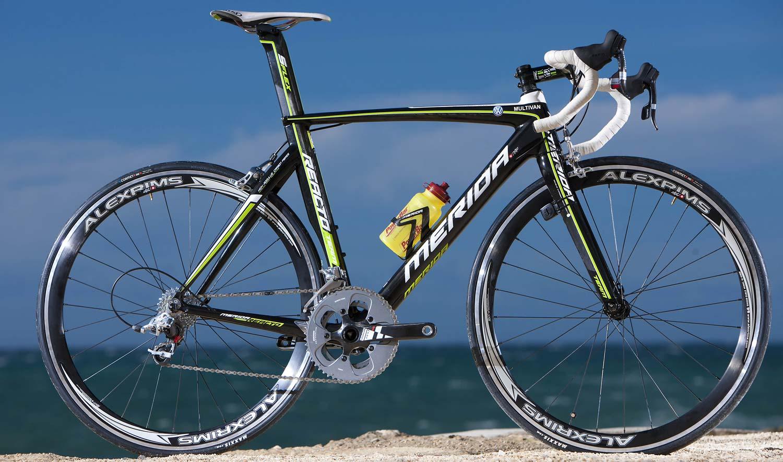 Merida Reacto Team 2012 kerékpárteszt