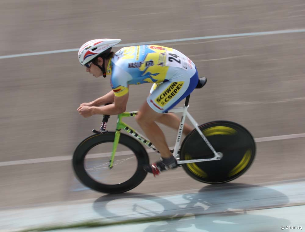 Veres Ádám nyerte az 1000 méteres repülőrajtos időfutamot