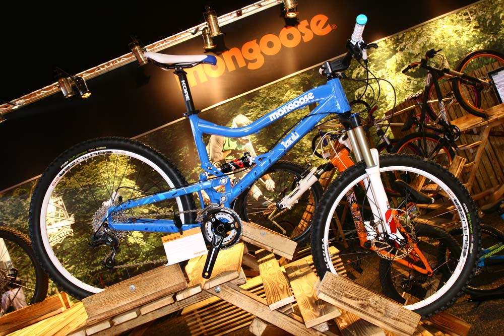 Eurobike 2010: Mongoose