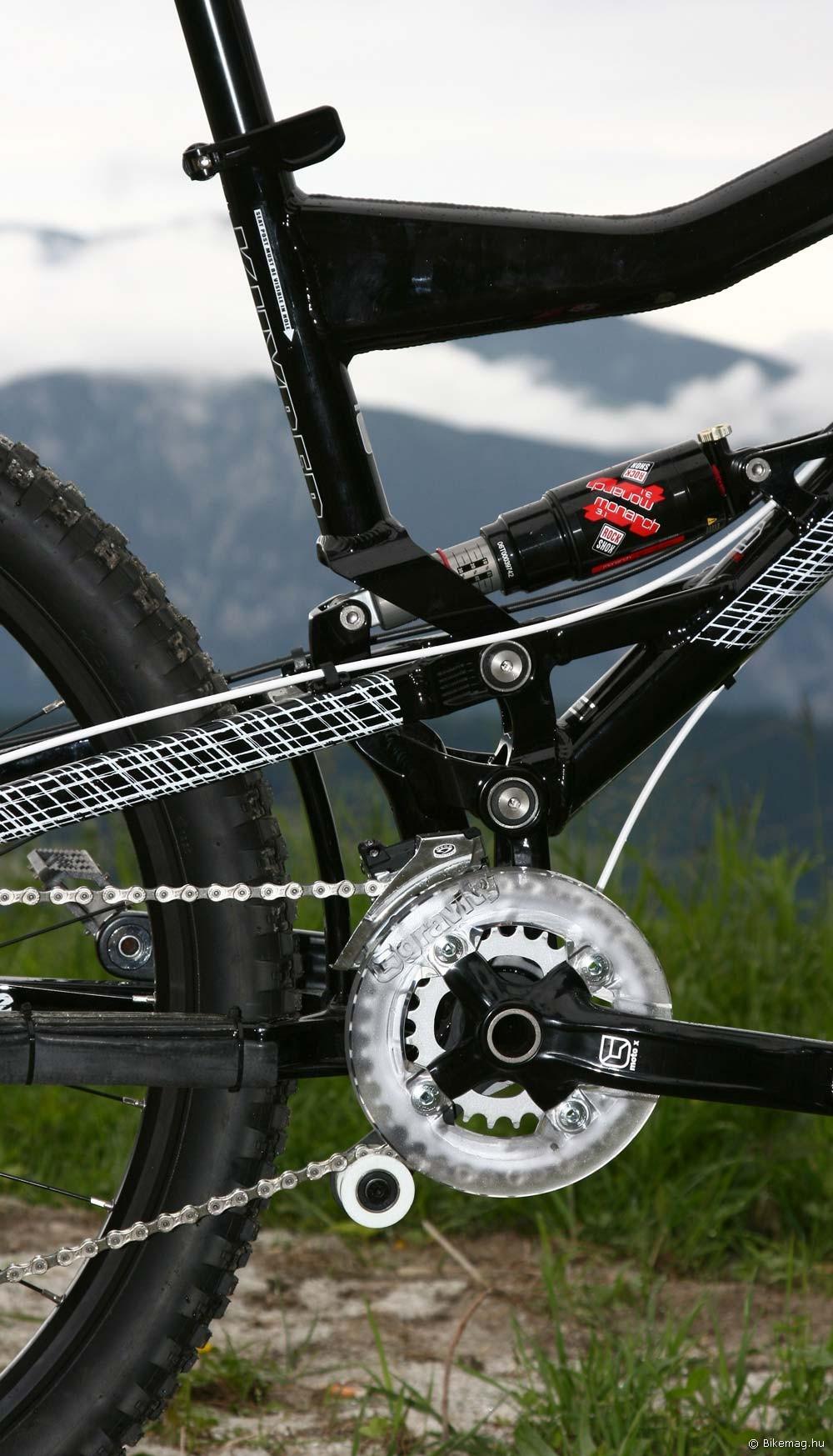 A spártai - Mongoose Khyber Elite kerékpárteszt
