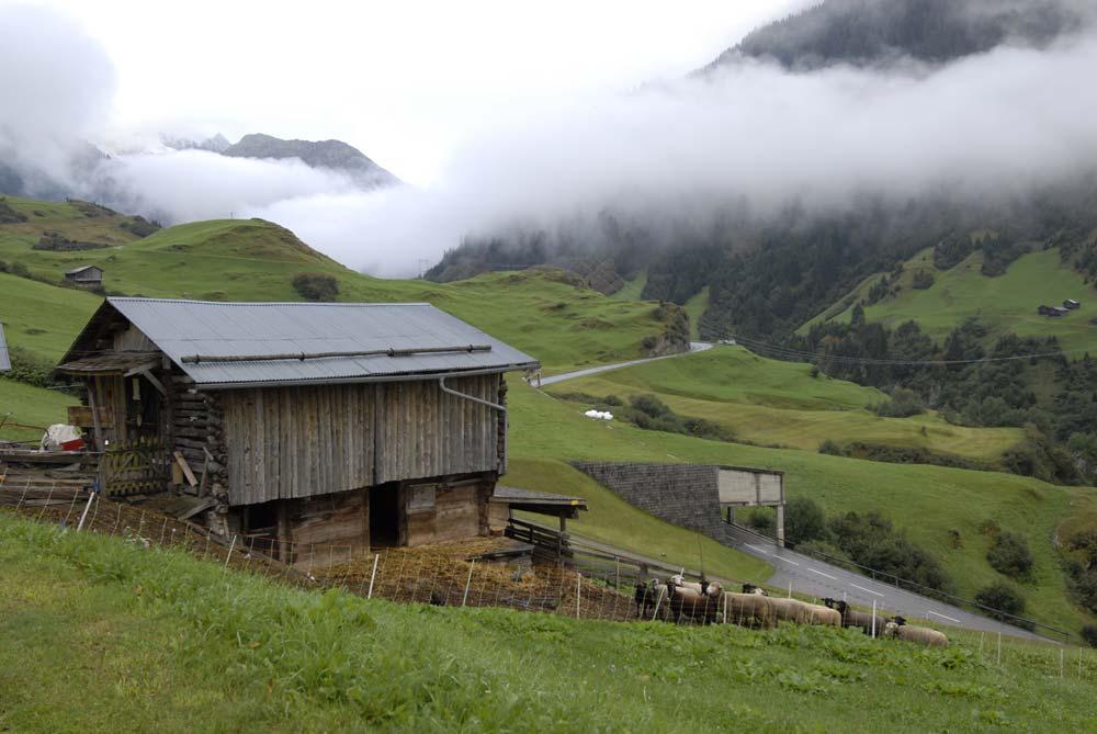 Svájci szállás