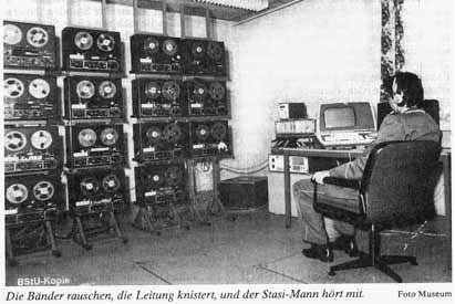 Stasi lehallgató szoba