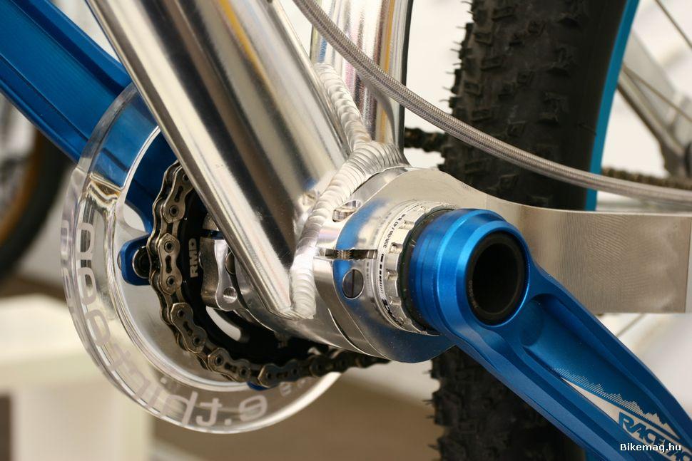 Eurobike 2010 - NS Bike