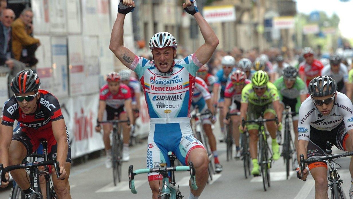 A képen mindhárom említett Utensilnord-versenyző látható (Fotó: Stefano Sirotti - sirotti.it)