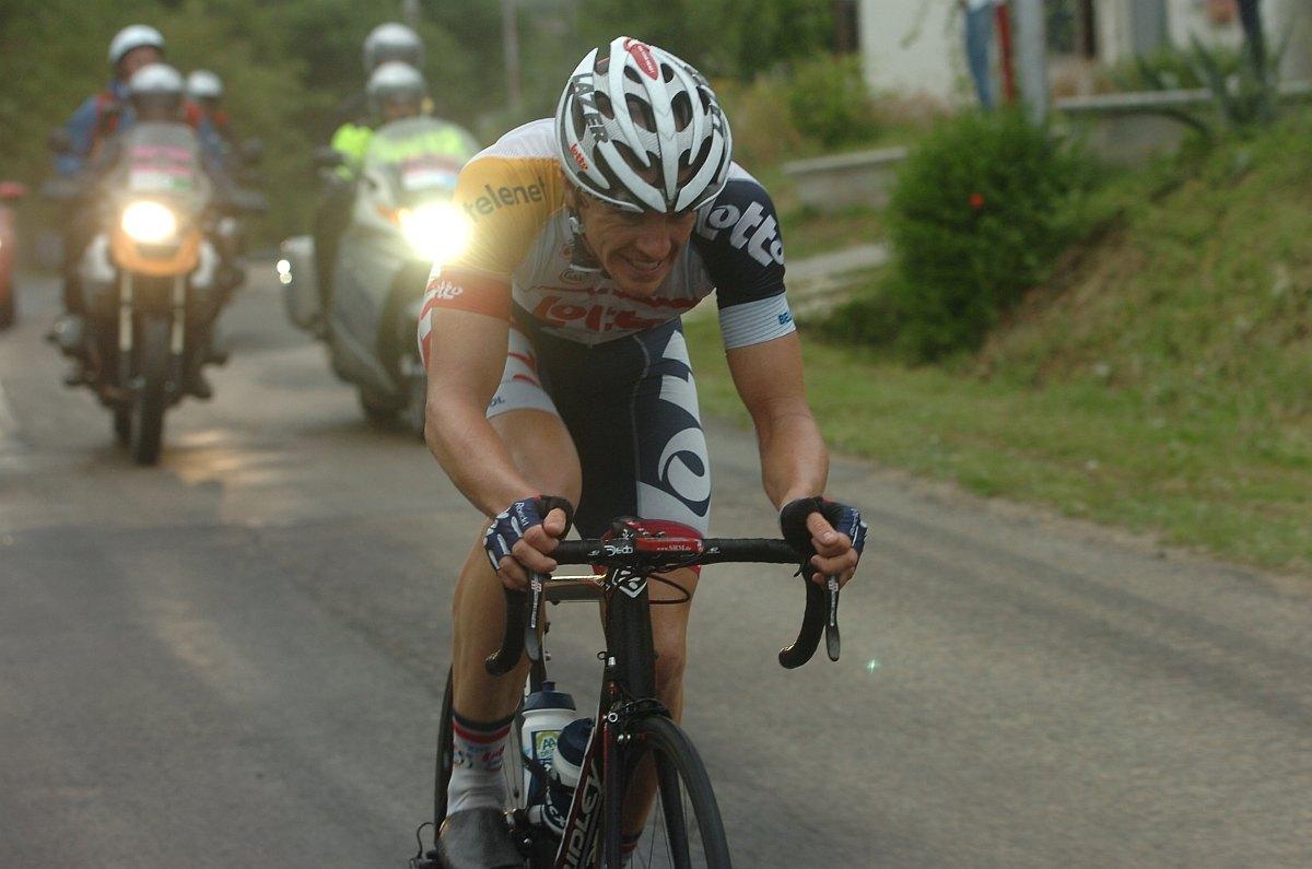Hansen útban élete legnagyobb sikere felé (Foto: Stefano Sirotti - sirotti.it)