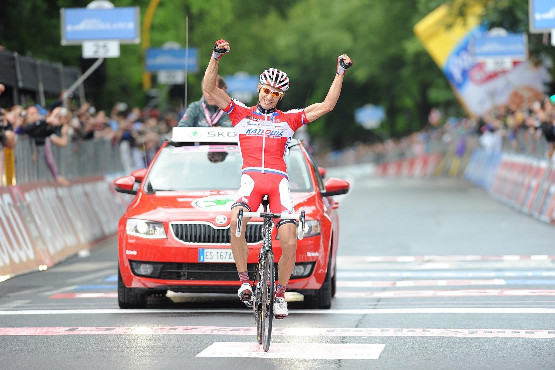 Mai szakaszgyőztes 1: Maxim Belkov (Fotó: Stefano Sirotti - sirotti.it)