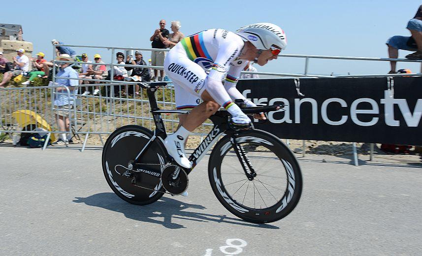 A győztes Tony Martin (Fotó: Stefano Sirotti - sirotti.it)
