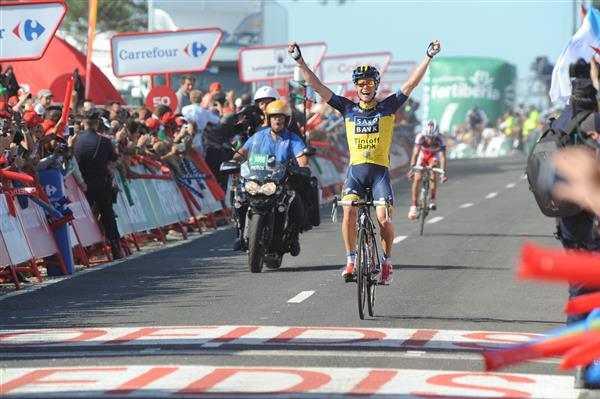 Roche győzelme (Fotó: Stefano Sirotti)