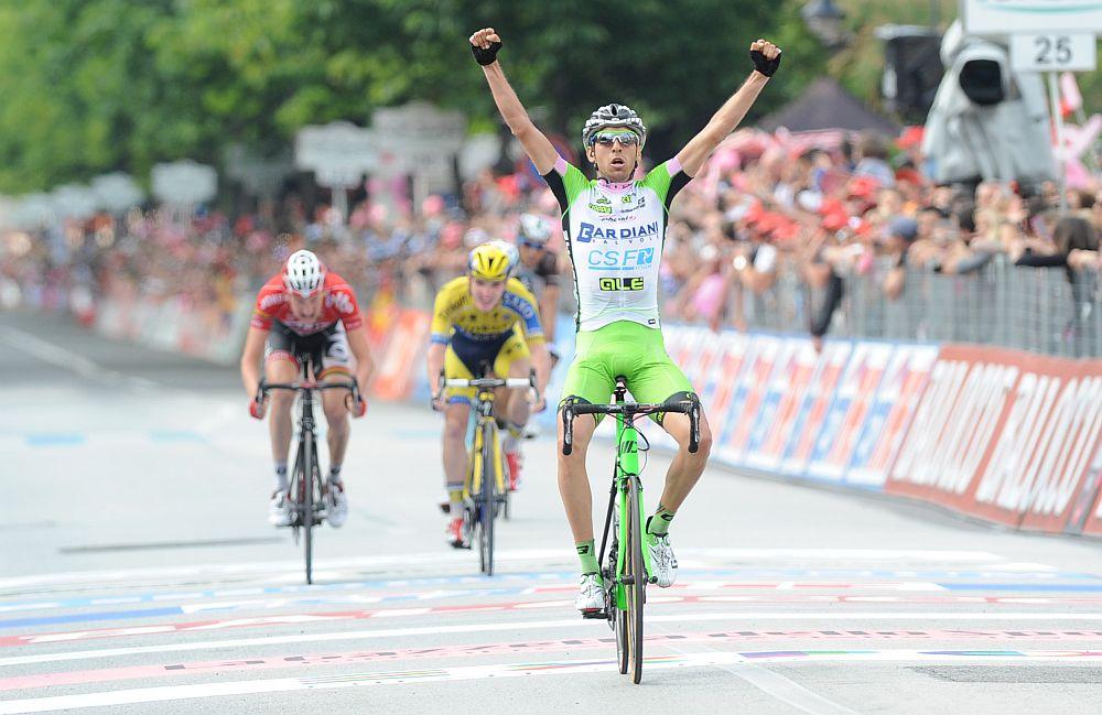 A szakaszt Stefano Pirazzi nyerte