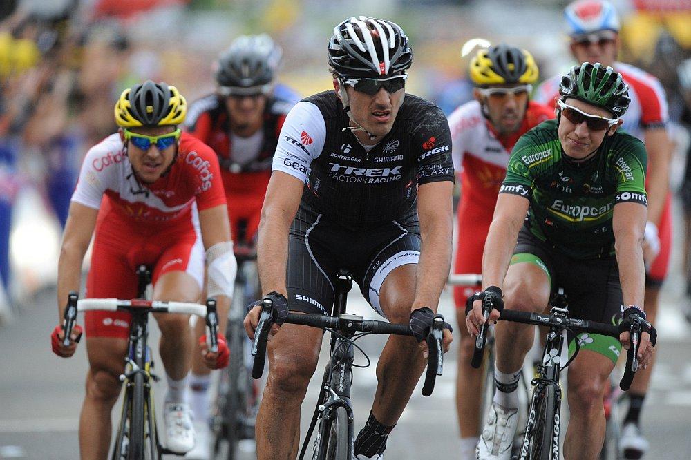 Cancellara tegnap időt veszített, így szerdán Sagan az esélyesebb a sárga trikóra