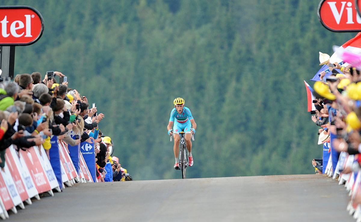 Vincenzo Nibali (Fotó: Stefano Sirotti)