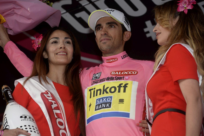 Contador vezet (Fotó: Stefano Sirotti)